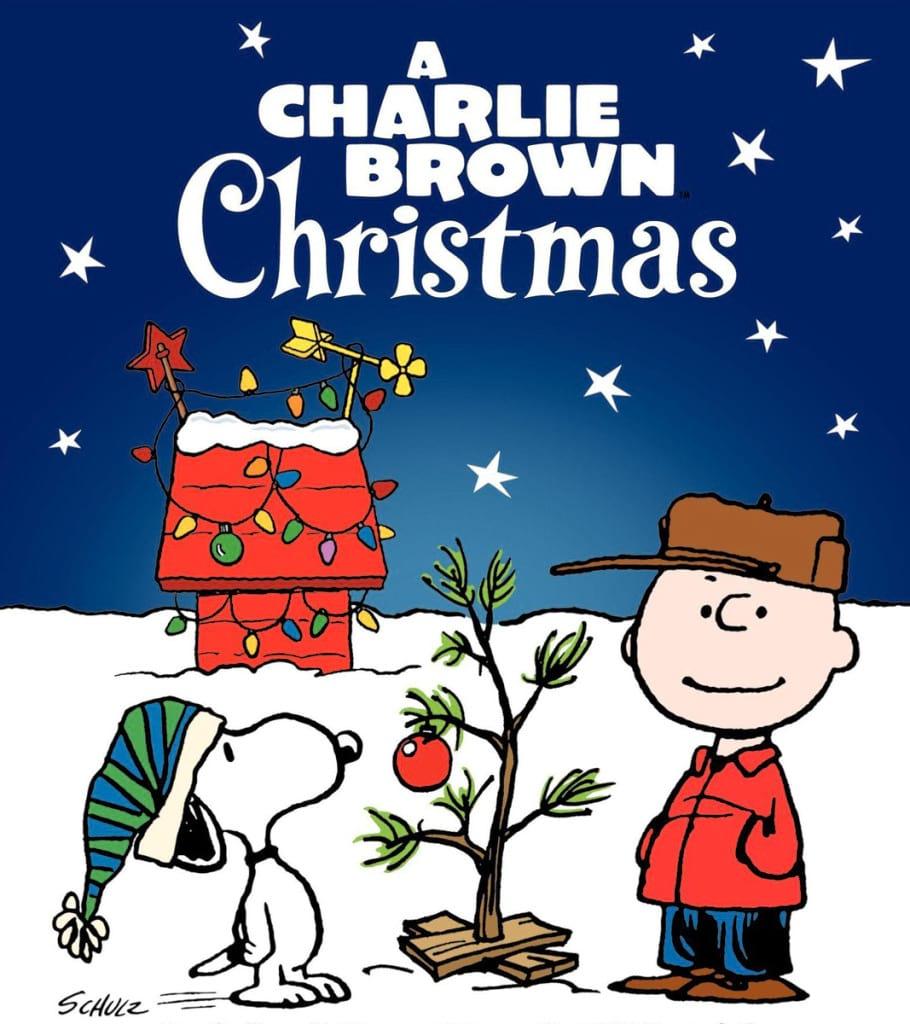 A charlie brown christmas, animated christmas movies