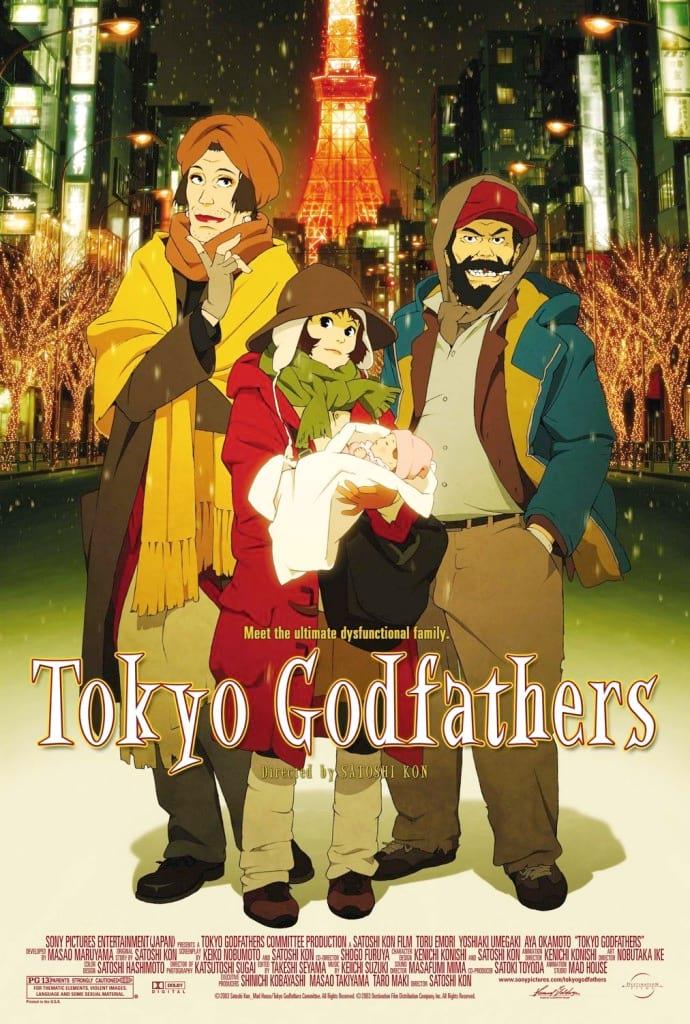 Tokyo grandfather, animated Christmas movies