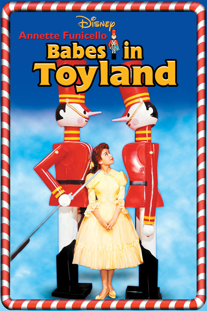 babes in toyland, animated christmas movies