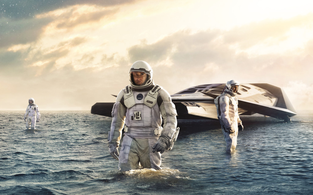 Interstellar, visual effects