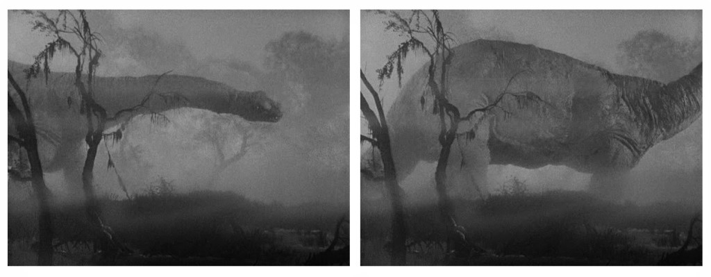matte painting king kong