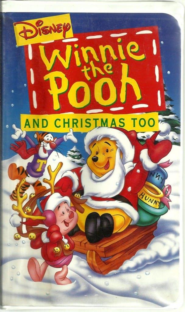 winnie the pooh, animated Christmas movies