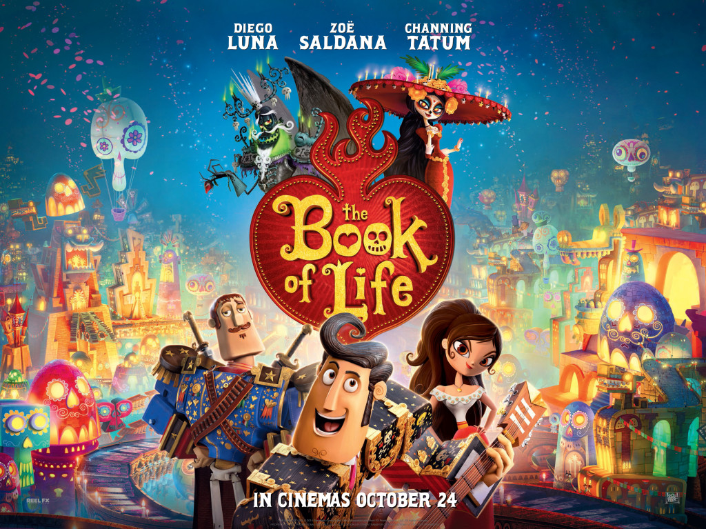The Book Of Life Top Animated Film