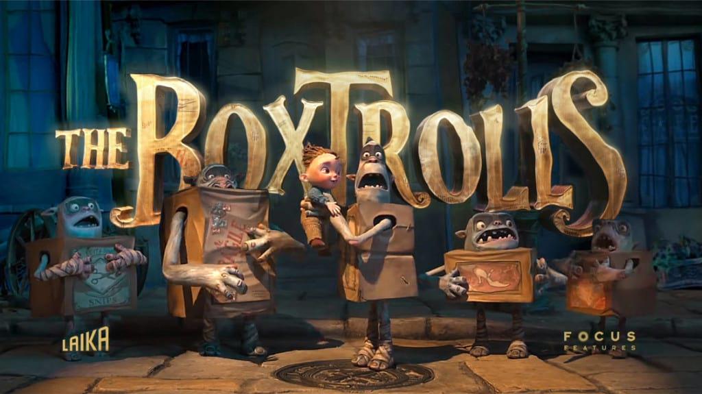 The Boxtrolls Animated Movie