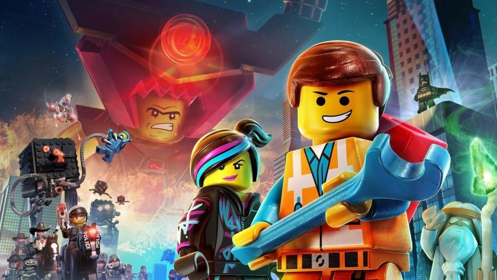The Lego Animated Movie