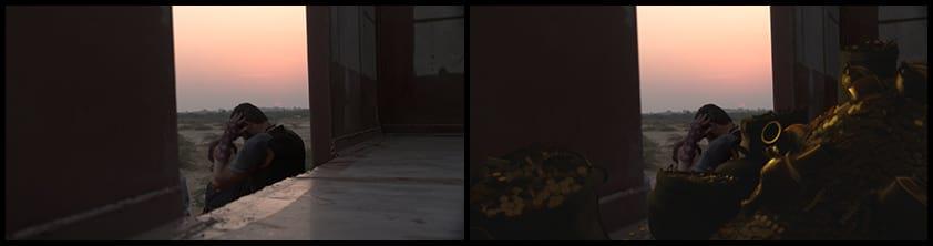 CG enivronment, Baji, visual effects