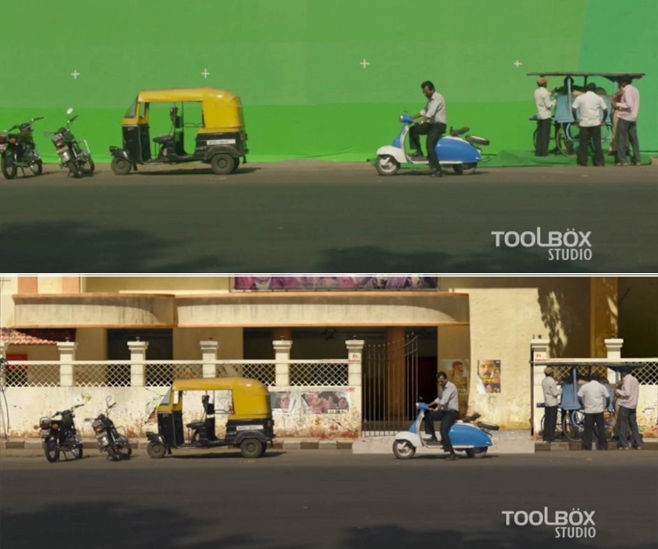 visual effects, Toolbox