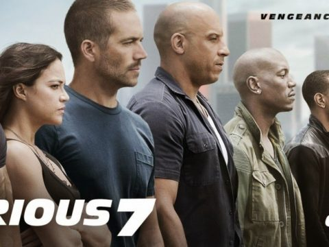 Visual Effects in Fast & Furious 7