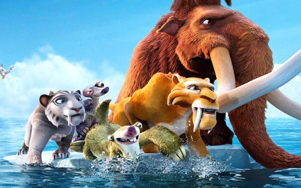 Ice Age, animated movie