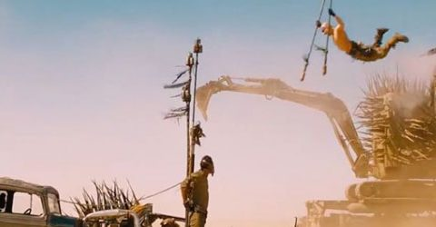 Mad Max and the Visual Effects