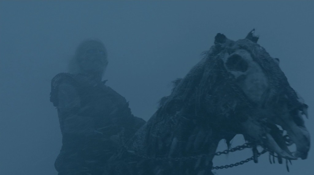 Game of thrones, visual effects