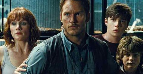 A Snapshot at the Making of the Jurassic World