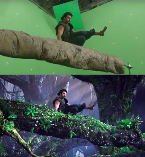 Film VFX in hollywood