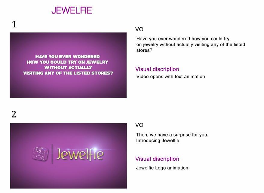 jewelfie Script