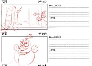 guster storyboard