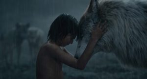 mowgli and raksha - jungle book