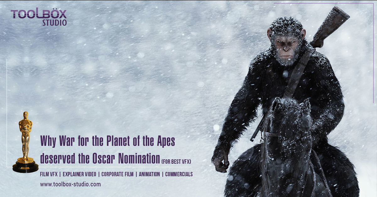 Oscar Nomination- Planet of the Apes