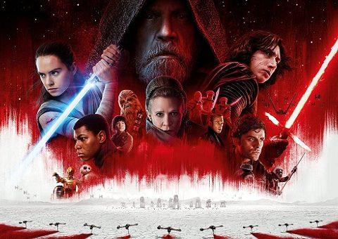 Star Wars The Last Jedi VFX Characters