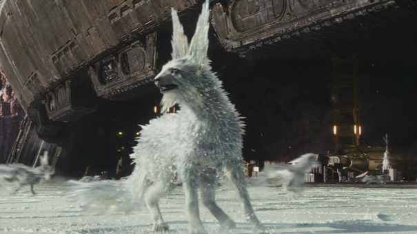 The Vulptices from The Last Jedi