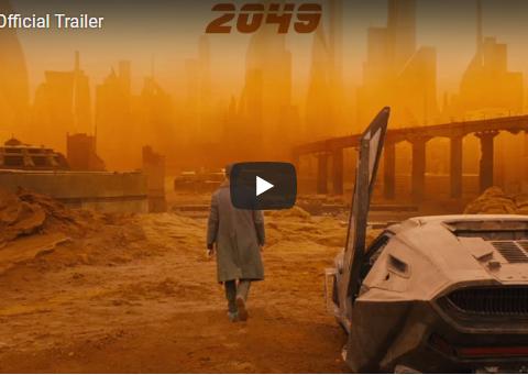Blade Runner 2049 – Official Trailer Thumbnail