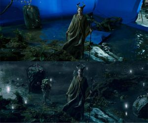photorealism-infused vfx in maleficient